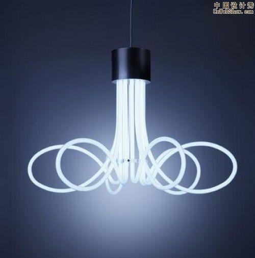 工业设计秀 _玻璃管吊灯设计作品欣赏_中国设计秀