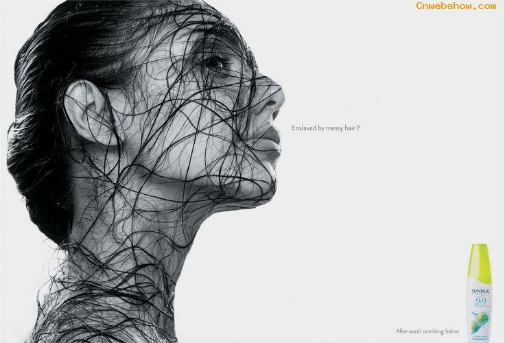 艺术设计秀 _国际经典平面广告创意设计作品欣赏