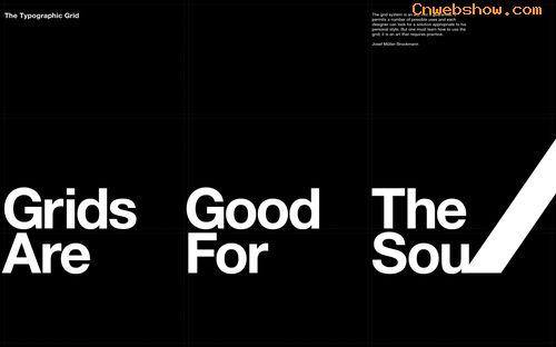 漂亮的文字排版平面作品设计欣赏