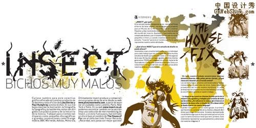 国外优秀杂志版式设计欣赏-艺术设计秀_中国设计秀